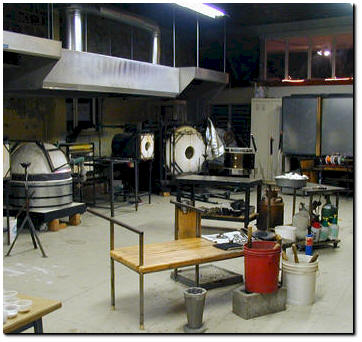 White Salmon Glassworks Studio